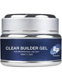 Żel EF Exclusive Builder Clear 50ml