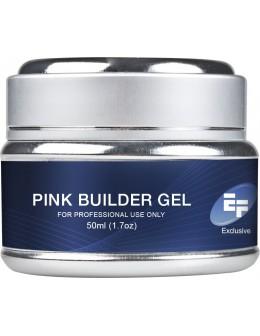 Żel EF Exclusive Builder Pink 50ml