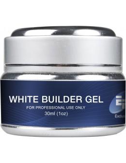 Żel EF Exclusive Builder White 30ml