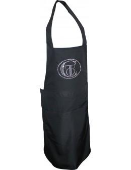Christrio black apron