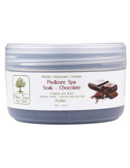 Mydełko Olive Tree Spa Clinic Pedicure Spa Soak 300g - Chocolate