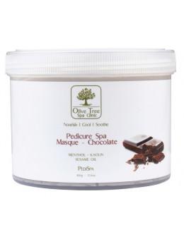 Maska Olive Tree Spa Clinic Pedicure Spa Masque 500g - Chocolate