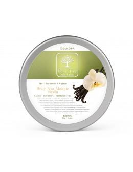 Maska do ciała Olive Tree Spa Clinic Body Spa Masque 250g - Vanilla