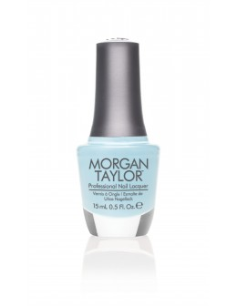 Morgan Taylor Nail Lacquer 0.5oz - Water Baby
