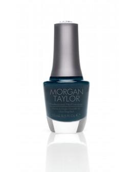 Morgan Taylor Nail Lacquer 0.5oz - Totally A-Tealing