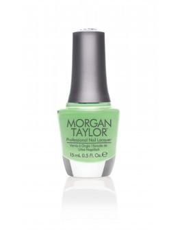 Morgan Taylor Nail Lacquer 0.5oz - Supreme In Green