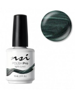 NSI Polish Pro Light-Cured Nail Polish 15ml - Black Tie Only