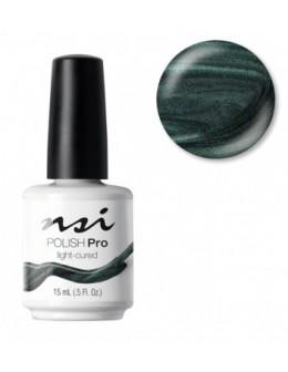 NSI Polish Pro Light-Cured Nail Polish 15ml - Black Tie Only