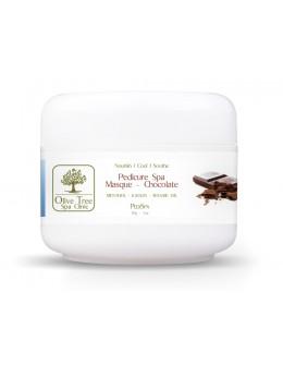 Maska Olive Tree Spa Clinic Pedicure Spa Masque 30g - Chocolate
