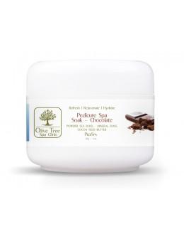 Mydełko Olive Tree Spa Clinic Pedicure Spa Soak 30g - Chocolate