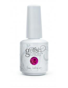 Hand&Nail Harmony GELISH Soak Off Gel Polish 0.5oz. - With His Red So Bright