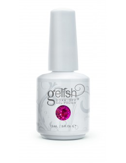 Żel Soak Off GELISH Hand&Nail Harmony 15ml - With His Red So Bright