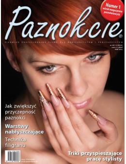 """Profesjonalne pismo dla minicurzystów i pedicurzystów """"Paznokcie"""" 65 (1/2014)"""