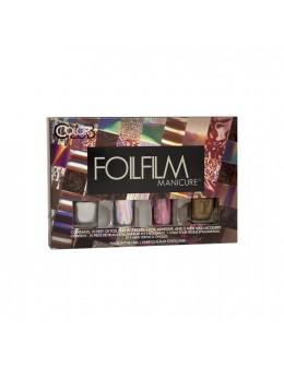 Color Club FoilFilm Manicure Kit - Over The Rainbow