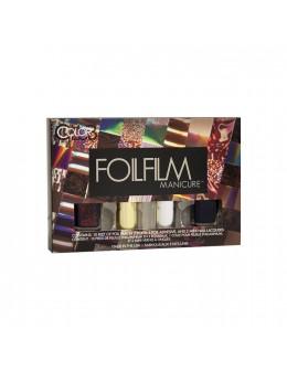 Color Club FoilFilm Manicure Kit - Mirror Mirror