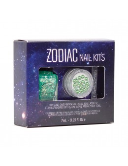 Zestaw Mini Color Club Zodiac Nail Kit - Lew