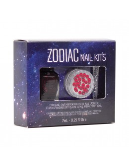 Zestaw Mini Color Club Zodiac Nail Kit - Koziorożec