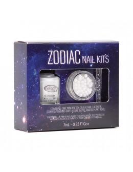 Zestaw Mini Color Club Zodiac Nail Kit - Bliźnięta
