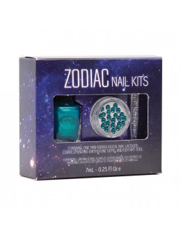 Zestaw Mini Color Club Zodiac Nail Kit - Byk