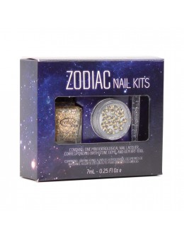 Zestaw Mini Color Club Zodiac Nail Kit - Skorpion