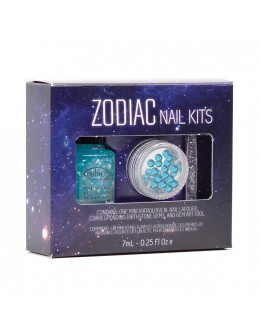 Zestaw Mini Color Club Zodiac Nail Kit - Strzelec