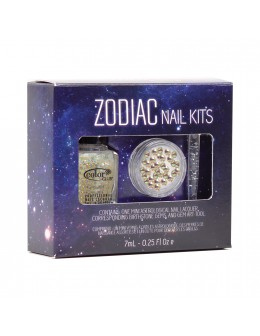 Zestaw Mini Color Club Zodiac Nail Kit - Waga