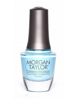 Morgan Taylor Nail Lacquer Casual Cool 0.5oz - Varsity Jacket Blues