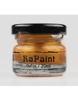 Farbka akrylowa RaNails RaPaint - R036 - Gold