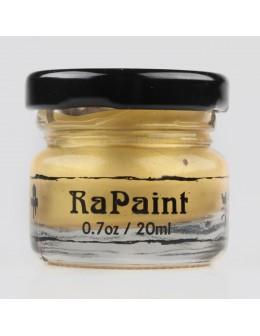 Farbka akrylowa RaNails RaPaint - R037 - Rich Gold