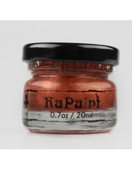 Farbka akrylowa RaNails RaPaint - R038 - Copper