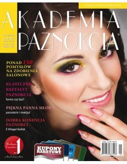 Pismo dla profesjonalistów Akademia Paznokcia nr 48 (02/2014)