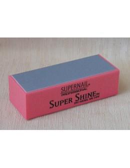 Blok polerski 2-stronny SuperNail Super Shine