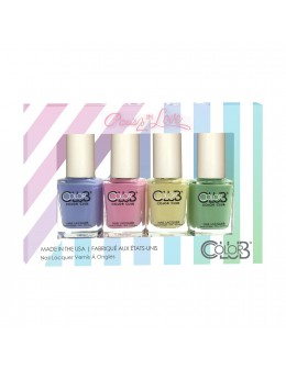 Color Club Paris In Love Collection Mini 4pcs.