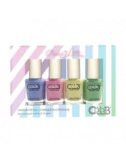 Color Club Paris In Love Collection Mini 4pcs.