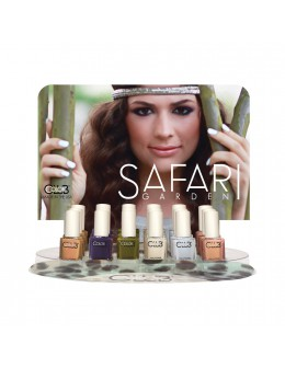 Color Club Safari Garden 18pcs Display