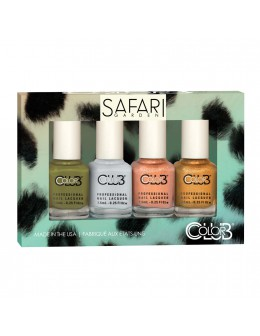 Color Club Safari Garden Collection Mini 4pcs.