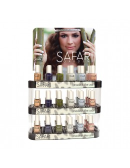Color Club Safari Garden 54pcs Display