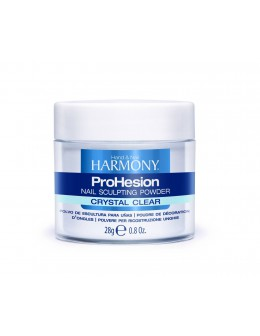 Hand&Nail Harmony ProHesion Sclulpting Powder 0.8oz. - Crystal Clear