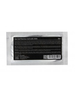 Eye Gel Patches CLD with AHA 2 pcs