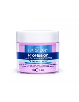 Hand&Nail Harmony ProHesion Sclulpting Powder 0.8oz. - Elegant Pink