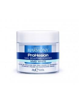 Hand&Nail Harmony ProHesion Sclulpting Powder 0.8oz. - Vivid White