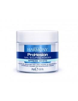 Hand&Nail Harmony ProHesion Sclulpting Powder 0.8oz. - Xpress White