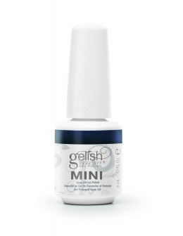 Hand&Nail Harmony GELISH MINI Soak Off Gel Polish 0.3oz - Little Midnight Cover