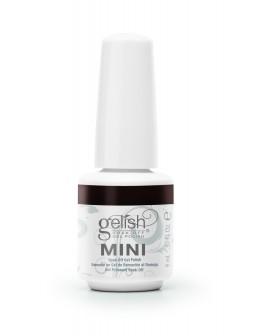 Hand&Nail Harmony GELISH MINI Soak Off Gel Polish 0.3oz - Double Shot Espresso