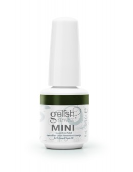Hand&Nail Harmony GELISH MINI Soak Off Gel Polish 0.3oz - Dear Johny Green