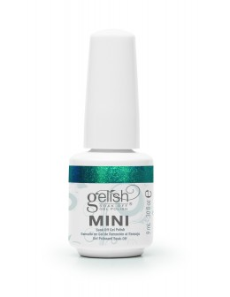 Hand&Nail Harmony GELISH MINI Soak Off Gel Polish 0.3oz - Silver Sand