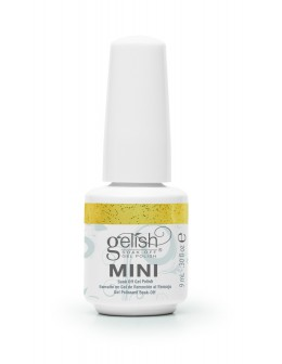 Hand&Nail Harmony GELISH MINI Soak Off Gel Polish 0.3oz - Wicked