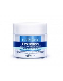 Hand&Nail Harmony ProHesion Sclulpting Powder 3.7oz. - Xpress White