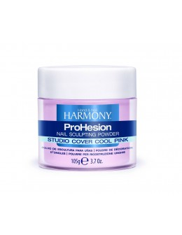 Hand&Nail Harmony ProHesion Sclulpting Powder 3.7oz. - Studio Cover Cool Pink