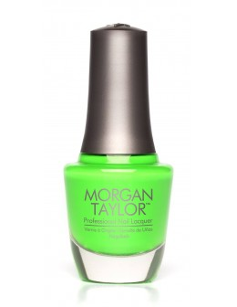 Morgan Taylor Nail Lacquer Neon Lights 0.5oz - Go For The Glow